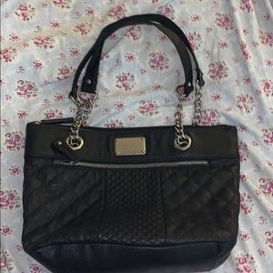 Nike West Quilted Leather Handbag
